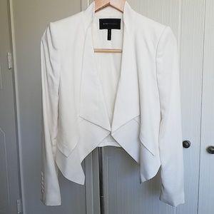 White BCBGMaxAzria Blazer, Size XS